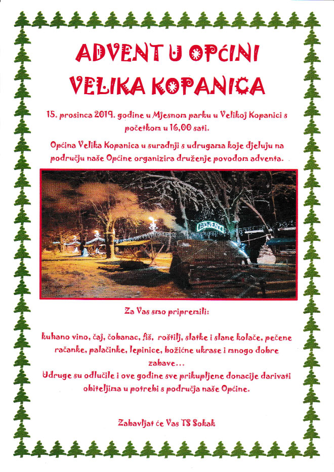 Advent Velika Kopanica
